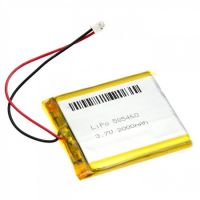 Polymer Lithium Ion Battery - 3.7v 2000mAh