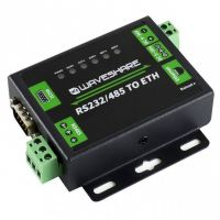 Industrial Converter RS232/RS485 to Ethernet