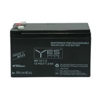 Lead-Acid Battery 12V 7.2Ah - F2 Terminal (6.35mm)