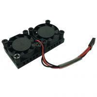 Raspberry Pi Dual Cooling Fan Kit Module