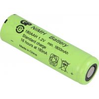 Rechargeable Battery AA 1.2V 1800mAh