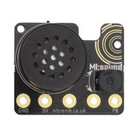 MI:Sound speaker board for BBC micro:bit