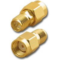 RP-SMA Male to RP-SMA Female Adapter