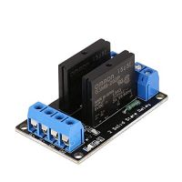 Relay Module SSR 5V 2A - 2 Channel
