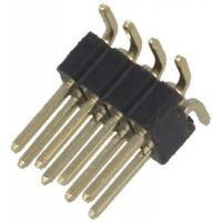Pin Header 2x4 Male 1.27mm SMD