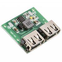 DC-DC Converter Step-Down 5V 3A - Dual USB