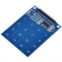 Digital Capacitive Touch Keypad 16-Channel - TTP229