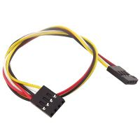 Jumper Wires 4-Pin 30cm Female to Female