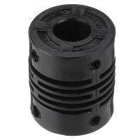 Plastic Flex Shaft Coupler - 6mm to 6mm