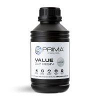 PrimaCreator Value UV Resin - 500ml - Light Gray
