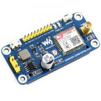 Waveshare GGSM/GPRS/Bluetooth HAT - SIM800C