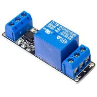 Relay Module - 1 Channel 5V Low Level Trigger (Screw Terminals)