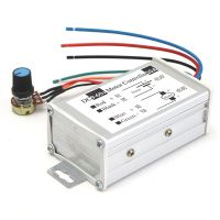 DC Motor PWM Speed Controller 9-60V 20A