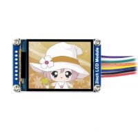 "Display 2"" 320x240 IPS, SPI interface"
