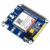 Waveshare 4G GSM/GPRS/GNSS HAT - LTE CAT4