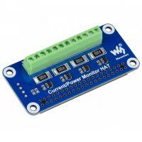 Waveshare Current/Voltage/Power Monitor HAT