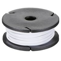 Hook-up Wire Stranded 22AWG / 0.32mm - White 7.5m