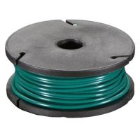 Hook-up Wire Stranded 22AWG / 0.32mm - Green 7.5m