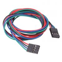 Jumper Wires 4-Pin 70cm Female to Female