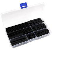 Heatshrink Set 140pcs - Black
