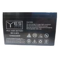 Lead-Acid Battery 12V 9Ah - F2 Terminal (6.35mm)