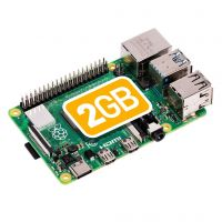 Raspberry Pi 4 - Model B - 2GB
