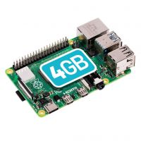 Raspberry Pi 4 - Model B - 4GB