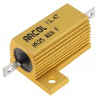Power Resistor 25W 680mohm With Heatsink