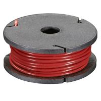 Silicone Wire 30AWG / 0.051mm2 - Red 7.5m