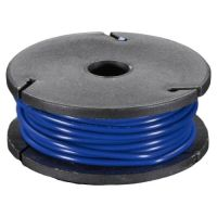 Hook-up Wire Stranded 26AWG / 0.12mm - Blue 7.5m