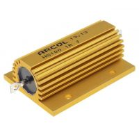 Power Resistor 100W 100mohm With Heatsink
