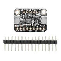 Adafruit 9-DoF Breakout Board - STEMMA QT / Qwiic - LSM9DS1