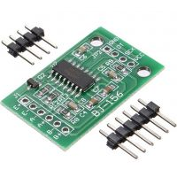 Load Cell Amplifier - HX711 (Soldered Header)