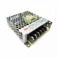 Power Supply Industrial 12V 4.2A 50.4W MeanWell - LRS-50-12