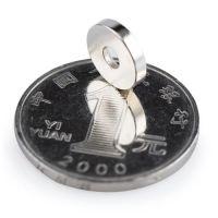 Round Hole Magnet - 10x3mm - 1pc