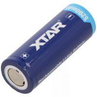 Battery Rechargeable 26650 3.7V - 5200mAh XTAR