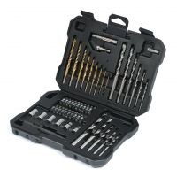Tool Set 51 pcs with Case - Workpro