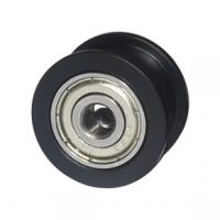 Smooth Idler Wheel with Bearing