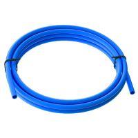 Teflon PTFE Tube 2x4mm Dark Blue per meter