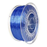 3D Printer Filament Devil - SILK 1.75mm Blue 1kg