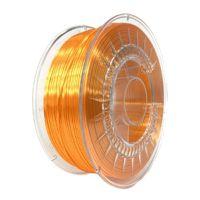 3D Printer Filament Devil - SILK 1.75mm Bright Orange 1kg