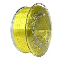3D Printer Filament Devil - SILK 1.75mm Bright Yellow 1kg