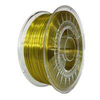 3D Printer Filament Devil - SILK 1.75mm Gold 1kg