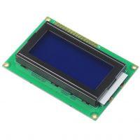 Basic 16x4 Character LCD - White on Blue 5V