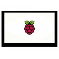 "Pi Display 5"" 800x480, DSI interface, Capacitive Touchscreen"