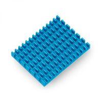 Raspberry Pi 4 Heatsink - Blue