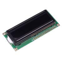 Basic 16x2 Character LCD - White on Black 5V