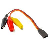Servo to Crocodile Clip Adapter Cable
