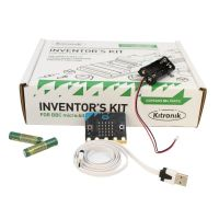 BBC micro:bit V2 with Inventor's Kit and Accessories