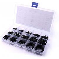 O-ring NBR Assortment Kit Black - 200pcs